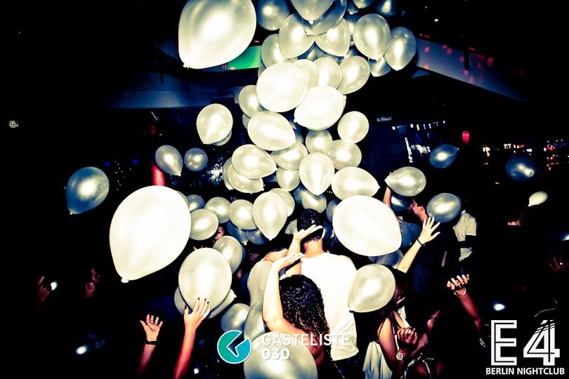 Partyfoto #20 E4 Berlin vom 27.08.2016