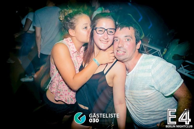 Partyfoto #56 E4 Berlin vom 27.08.2016