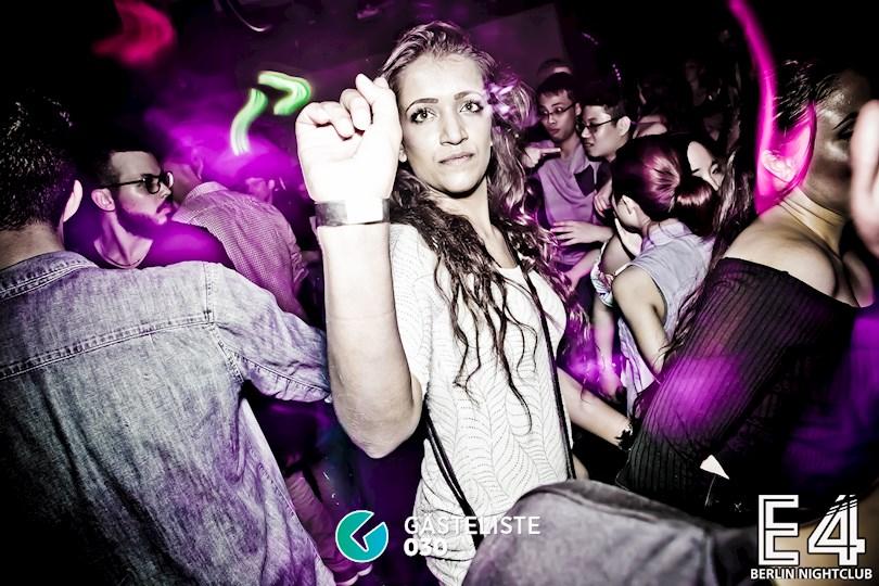 Partyfoto #48 E4 Berlin vom 27.08.2016