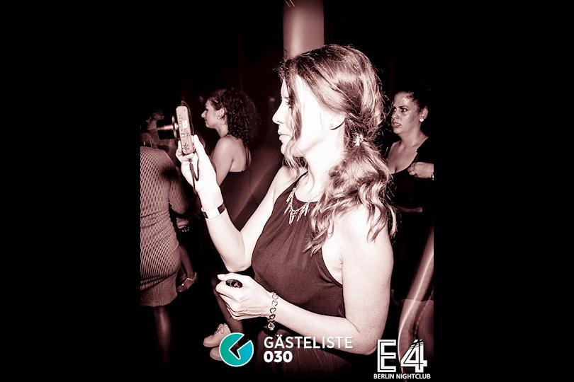 Partyfoto #58 E4 Berlin vom 27.08.2016
