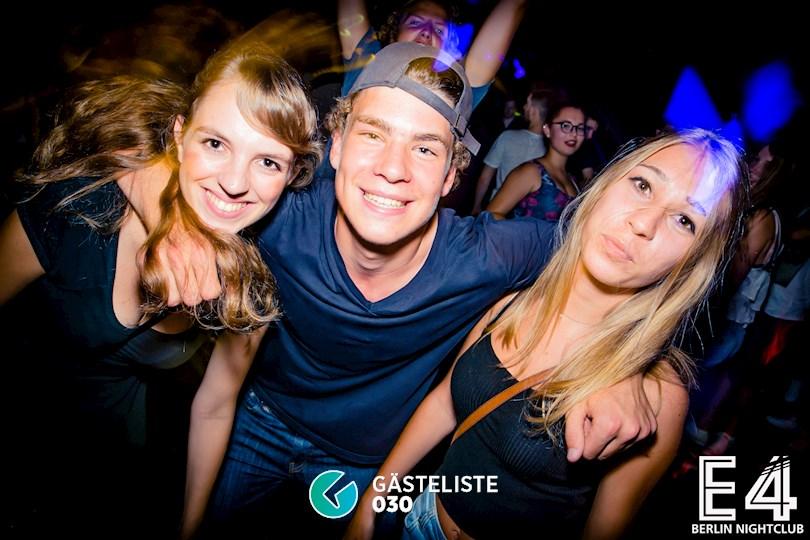 Partyfoto #42 E4 Berlin vom 27.08.2016