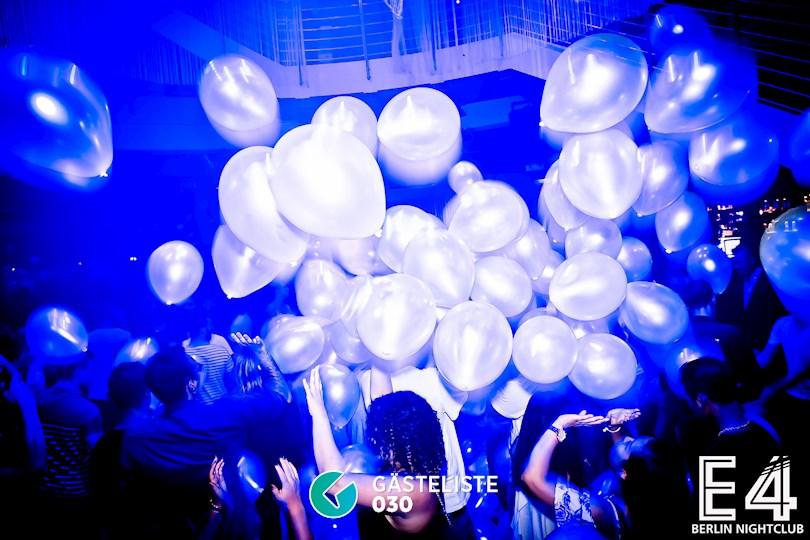 Partyfoto #21 E4 Berlin vom 27.08.2016