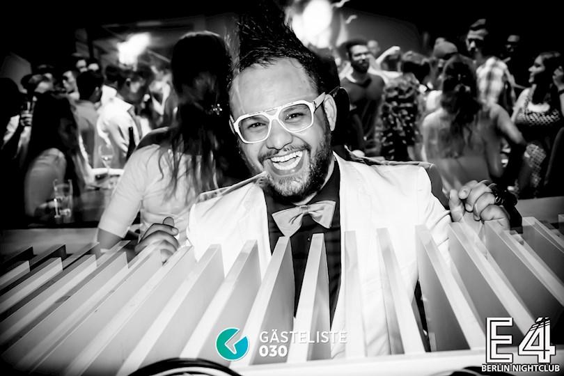 Partyfoto #44 E4 Berlin vom 27.08.2016
