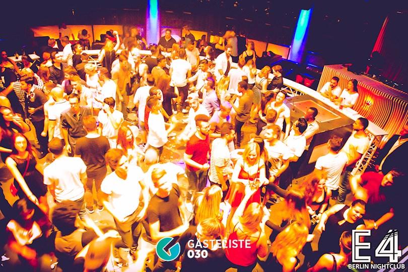 Partyfoto #45 E4 Berlin vom 27.08.2016