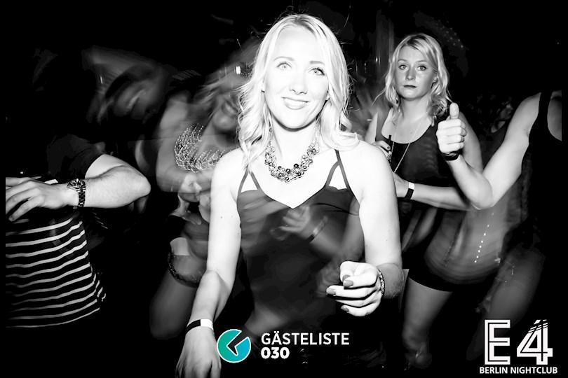 Partyfoto #38 E4 Berlin vom 27.08.2016
