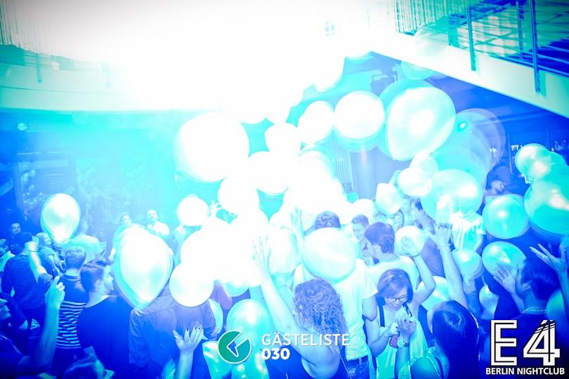 Partyfoto #41 E4 Berlin vom 27.08.2016