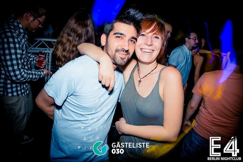 Partyfoto #53 E4 Berlin vom 27.08.2016