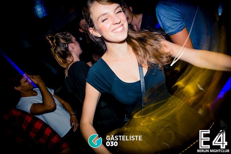 Partyfoto #57 E4 Berlin vom 27.08.2016