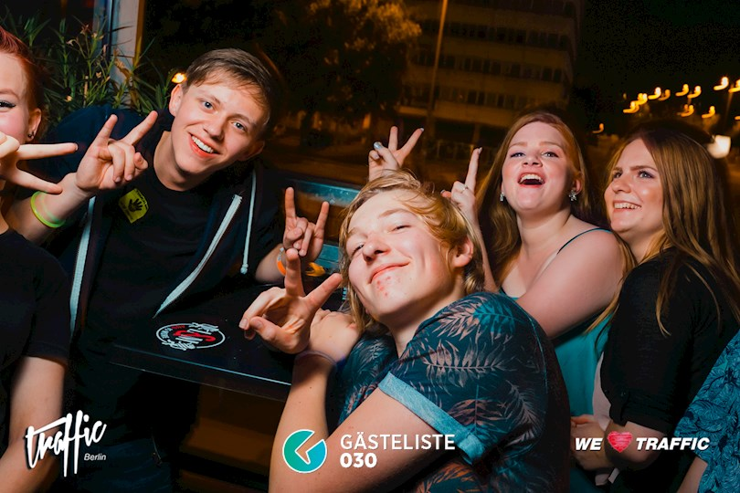 https://www.gaesteliste030.de/Partyfoto #26 Traffic Berlin vom 19.08.2016