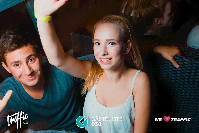 Partyfoto #93 Traffic Berlin vom 26.08.2016
