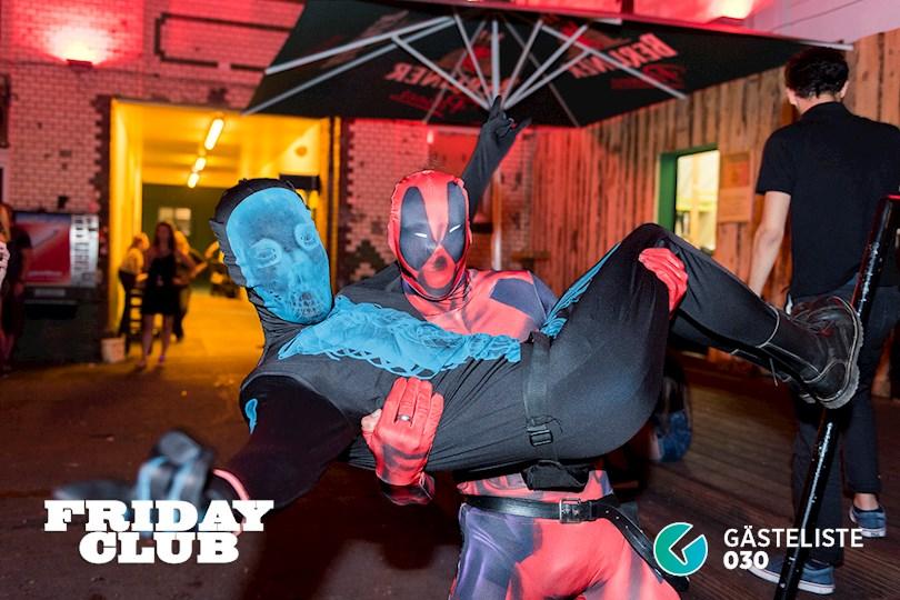 Partyfoto #31 Nuke Berlin vom 26.08.2016