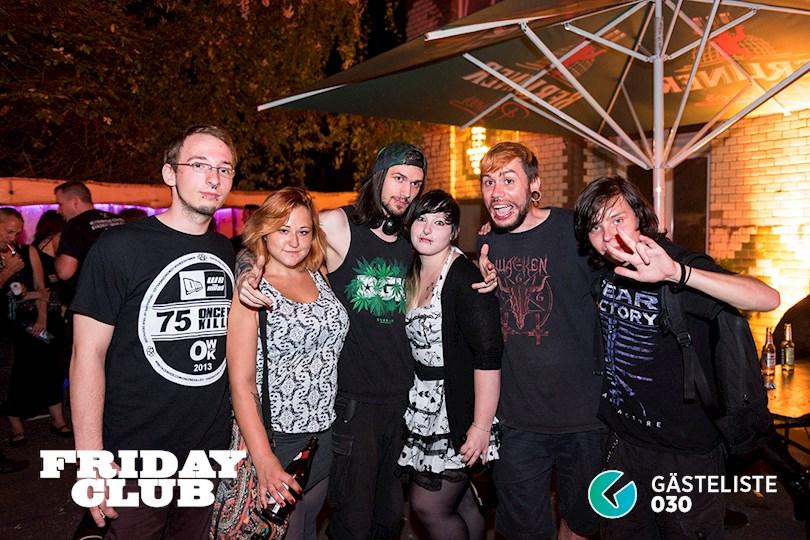Partyfoto #5 Nuke Berlin vom 26.08.2016