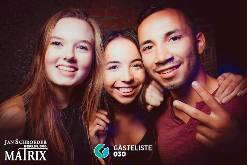 https://www.gaesteliste030.de/Partyfoto #58 Matrix Berlin vom 08.08.2016