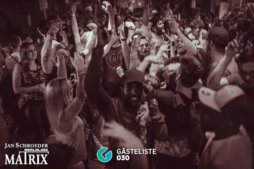 https://www.gaesteliste030.de/Partyfoto #62 Matrix Berlin vom 08.08.2016