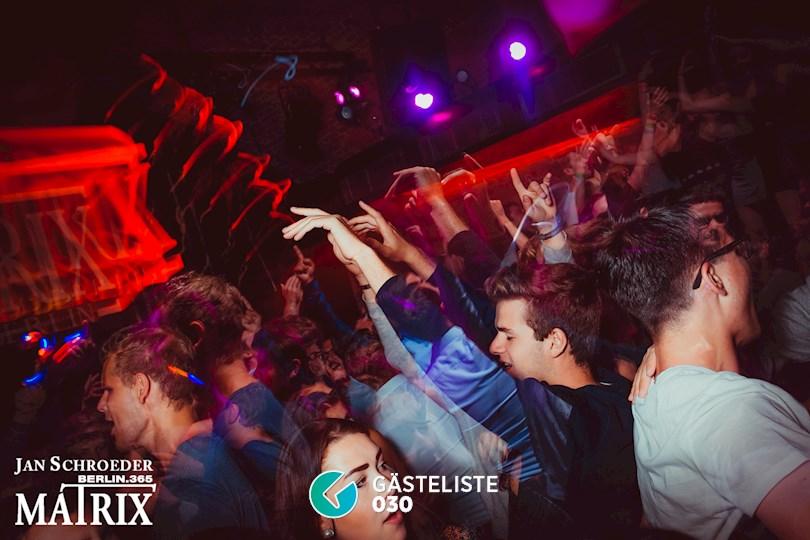 Partyfoto #48 Matrix Berlin vom 29.08.2016
