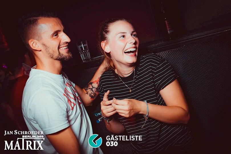 Partyfoto #93 Matrix Berlin vom 29.08.2016
