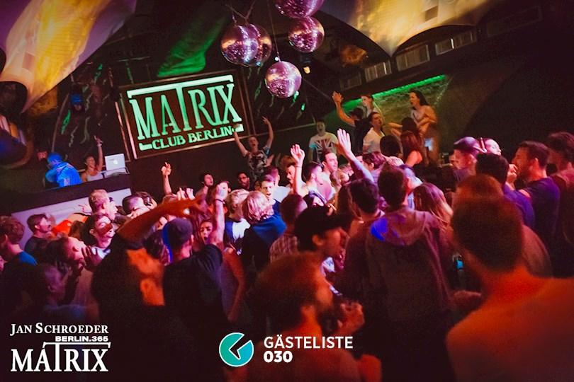 Partyfoto #84 Matrix Berlin vom 29.08.2016
