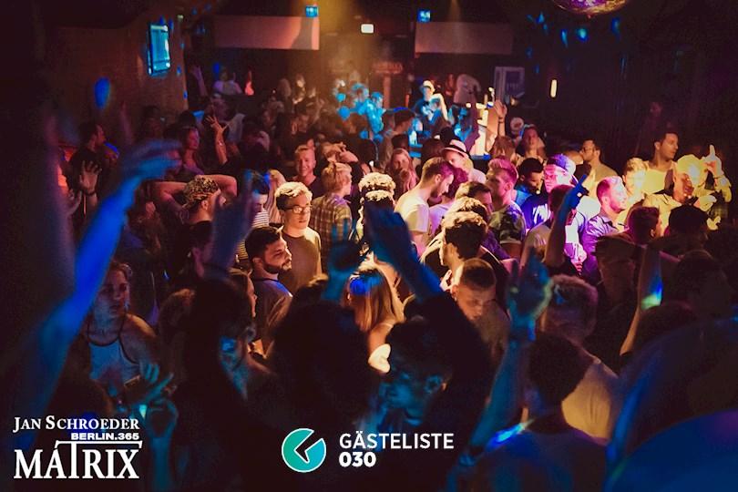 Partyfoto #117 Matrix Berlin vom 29.08.2016
