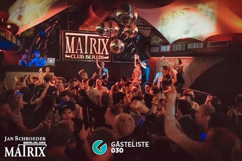 Partyfoto #98 Matrix Berlin vom 29.08.2016