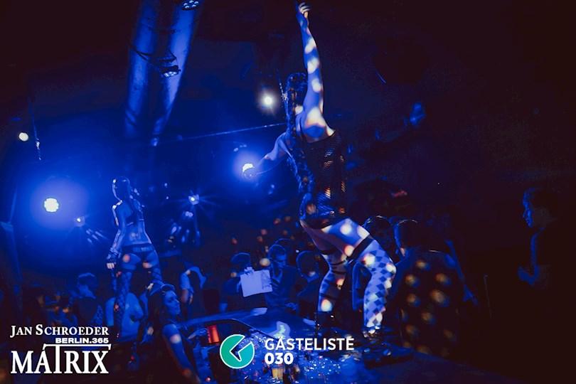 Partyfoto #19 Matrix Berlin vom 29.08.2016