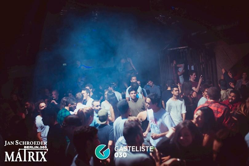 Partyfoto #121 Matrix Berlin vom 29.08.2016