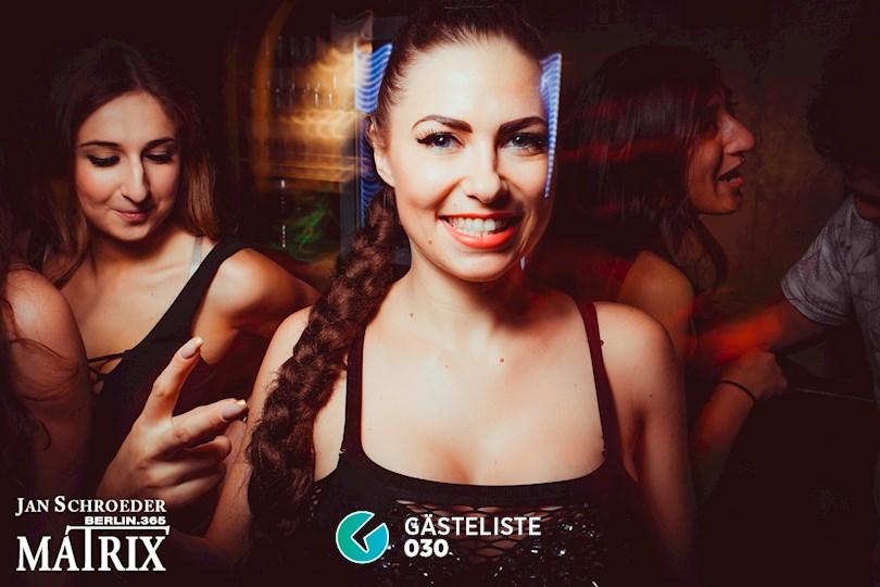 Partyfoto #89 Matrix Berlin vom 29.08.2016