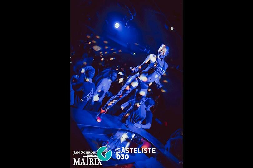 Partyfoto #130 Matrix Berlin vom 29.08.2016