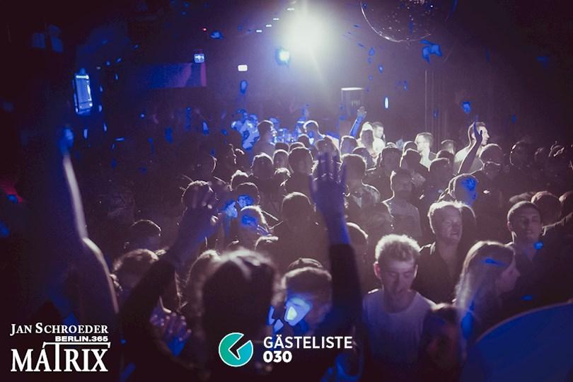 Partyfoto #13 Matrix Berlin vom 29.08.2016