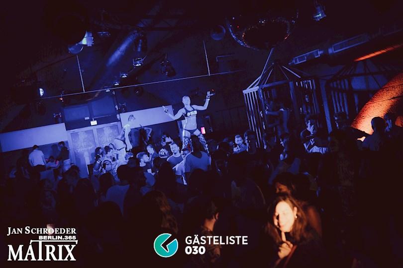 Partyfoto #125 Matrix Berlin vom 29.08.2016