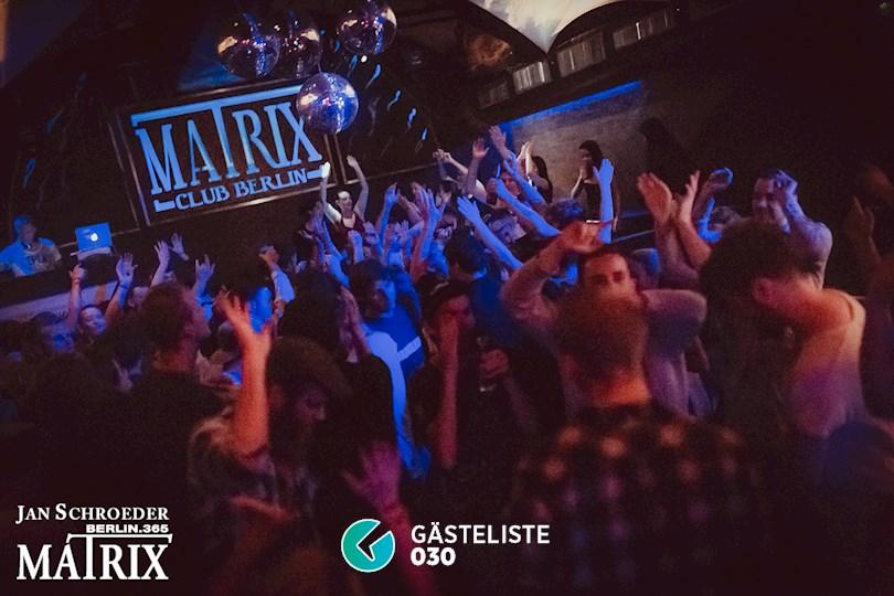 Partyfoto #31 Matrix Berlin vom 29.08.2016