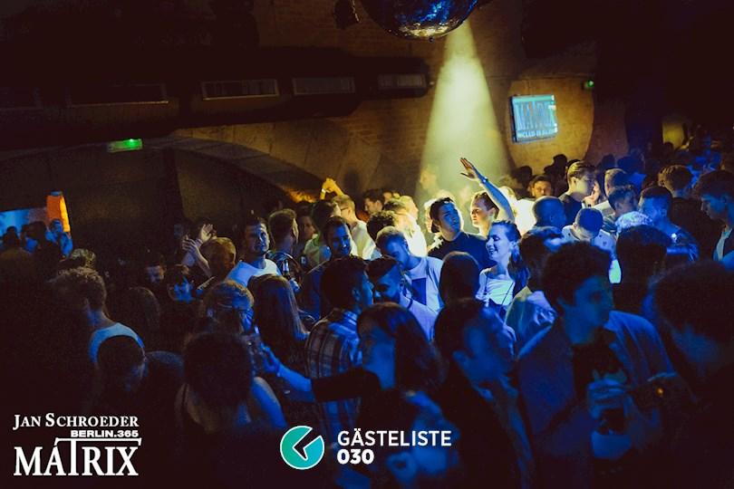 Partyfoto #104 Matrix Berlin vom 29.08.2016