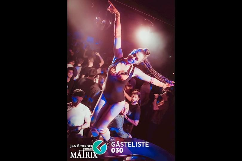 Partyfoto #58 Matrix Berlin vom 29.08.2016