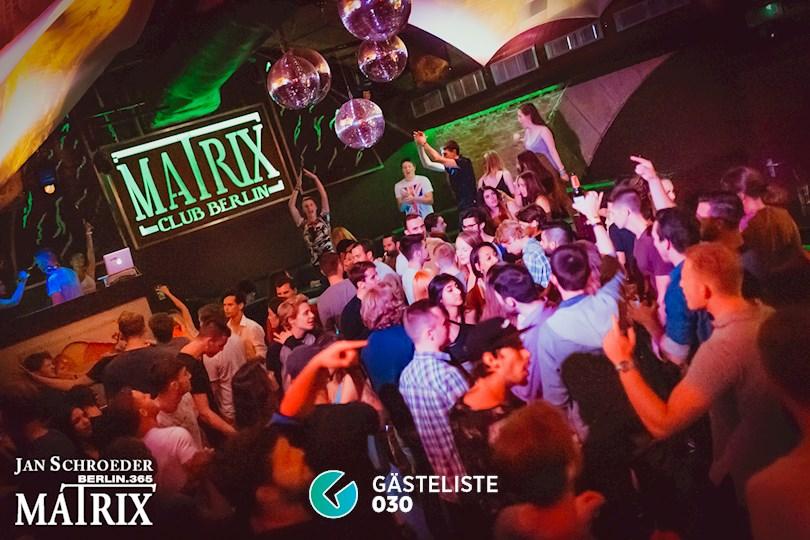 Partyfoto #63 Matrix Berlin vom 29.08.2016