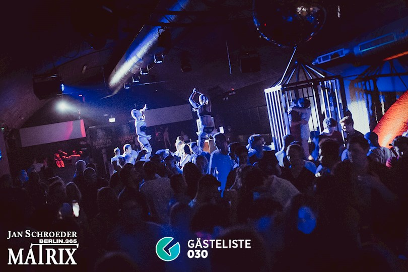 Partyfoto #142 Matrix Berlin vom 29.08.2016
