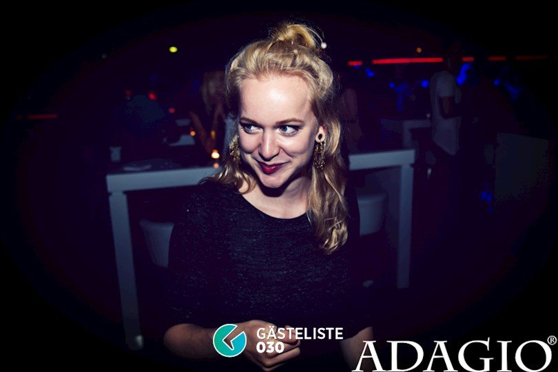 Partyfoto #7 Adagio Berlin vom 20.08.2016