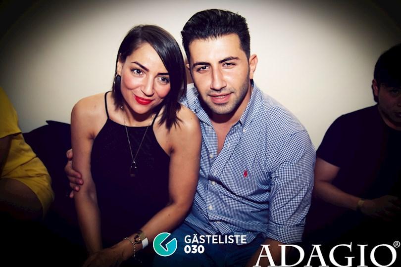 Partyfoto #43 Adagio Berlin vom 20.08.2016