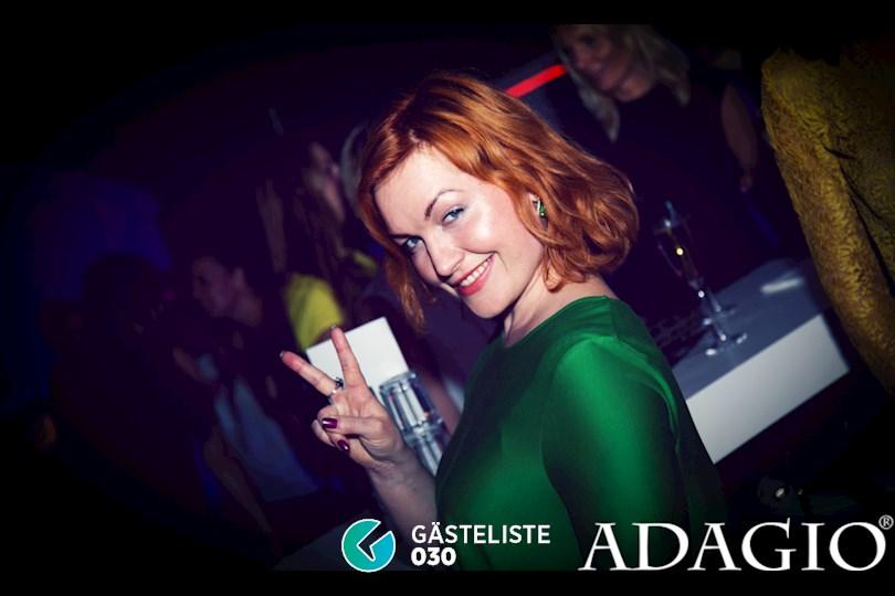 Partyfoto #37 Adagio Berlin vom 20.08.2016