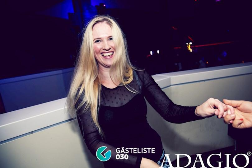 Partyfoto #45 Adagio Berlin vom 20.08.2016