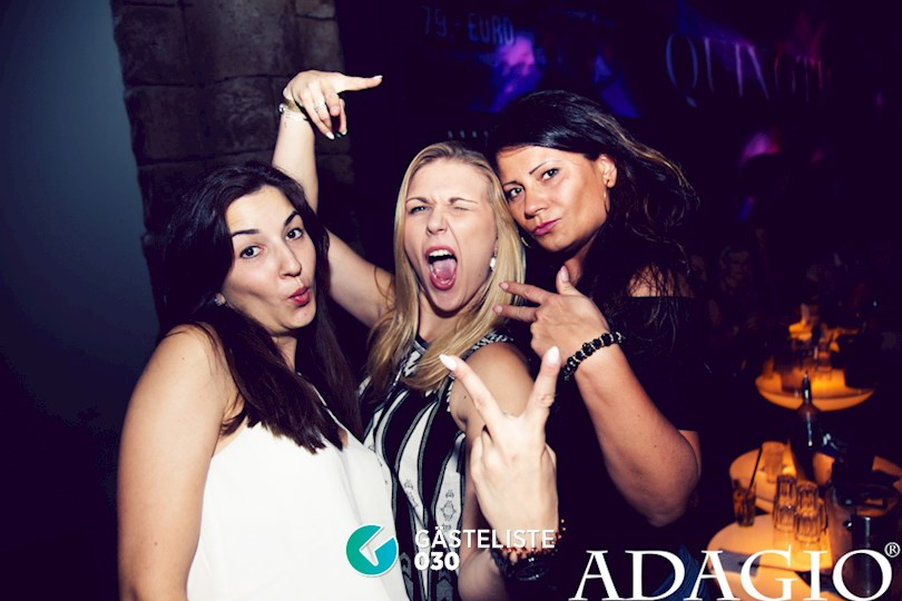 Partyfoto #50 Adagio Berlin vom 20.08.2016