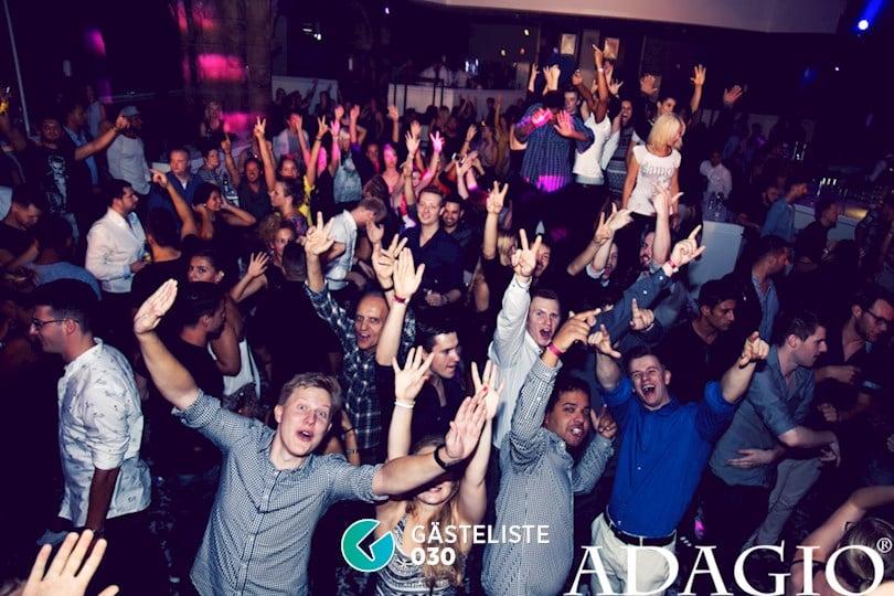 Partyfoto #51 Adagio Berlin vom 20.08.2016