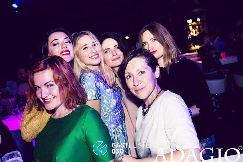 Partyfoto #21 Adagio Berlin vom 20.08.2016