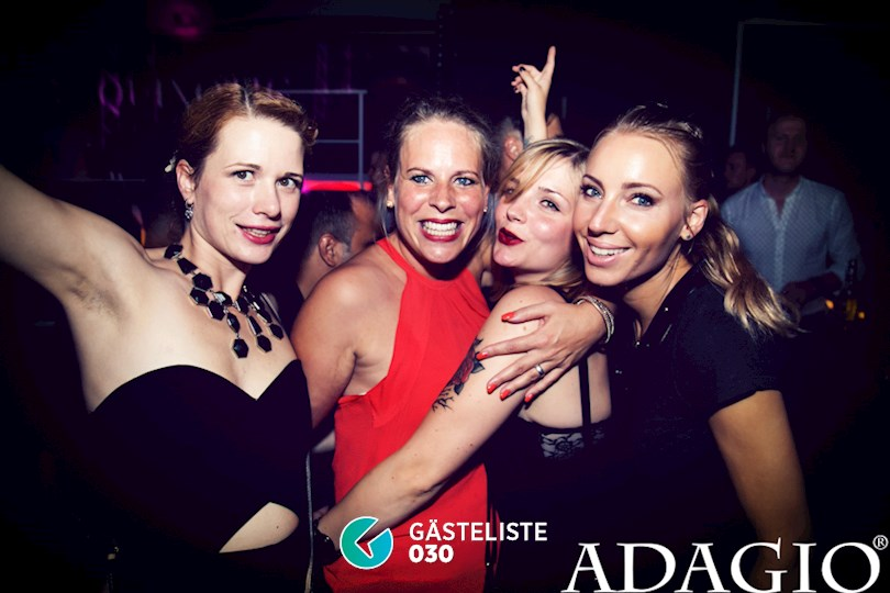 Partyfoto #25 Adagio Berlin vom 20.08.2016