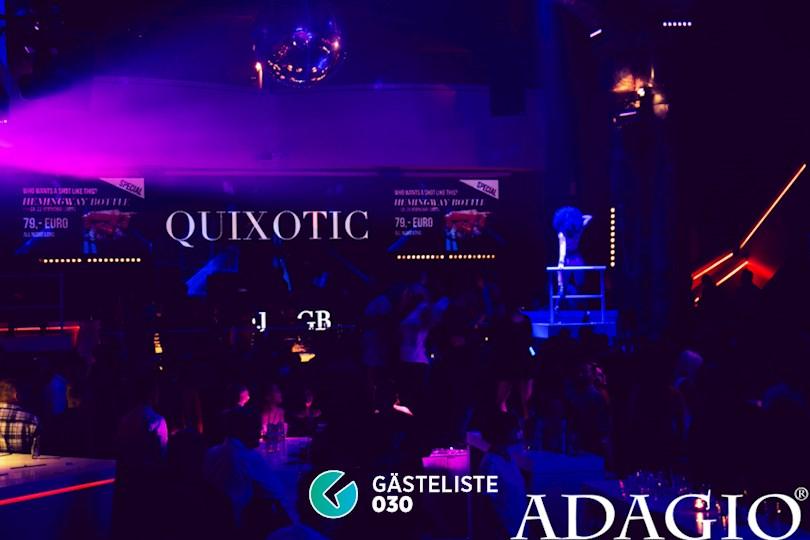 Partyfoto #22 Adagio Berlin vom 20.08.2016