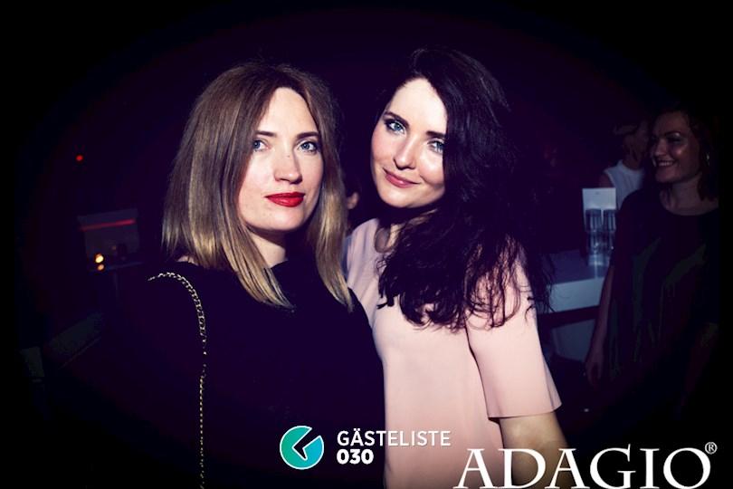 Partyfoto #40 Adagio Berlin vom 20.08.2016