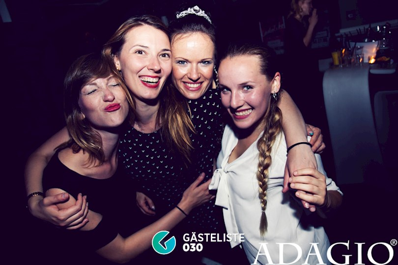 Partyfoto #19 Adagio Berlin vom 20.08.2016