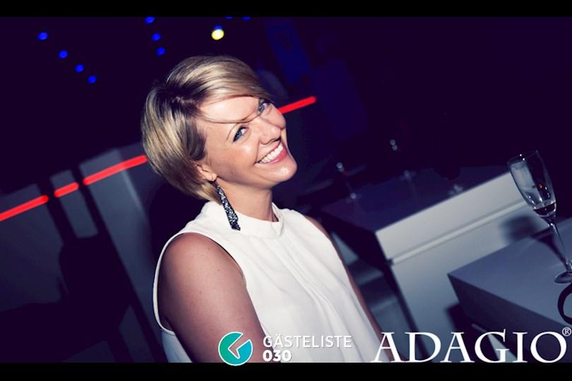 Partyfoto #13 Adagio Berlin vom 20.08.2016