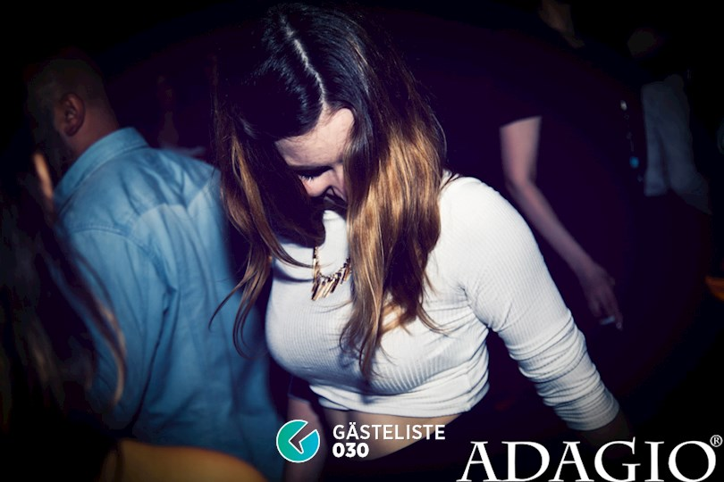 Partyfoto #29 Adagio Berlin vom 20.08.2016