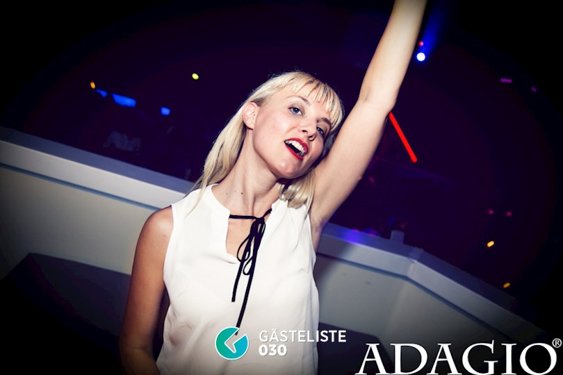 Partyfoto #5 Adagio Berlin vom 20.08.2016