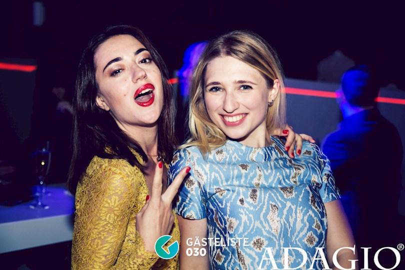 Partyfoto #2 Adagio Berlin vom 20.08.2016