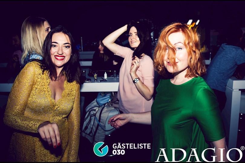 Partyfoto #17 Adagio Berlin vom 20.08.2016